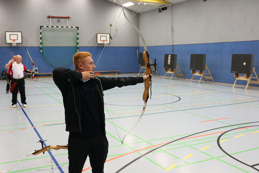 Rednocks Bogensportler