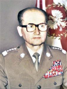 Das Foto zeigt den inzwischen verstorbenen General Jaruselski.