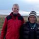 Horst Hahlbohm und sein Freund Prem Tamang sind in Nepal und Tibet gepilgert.