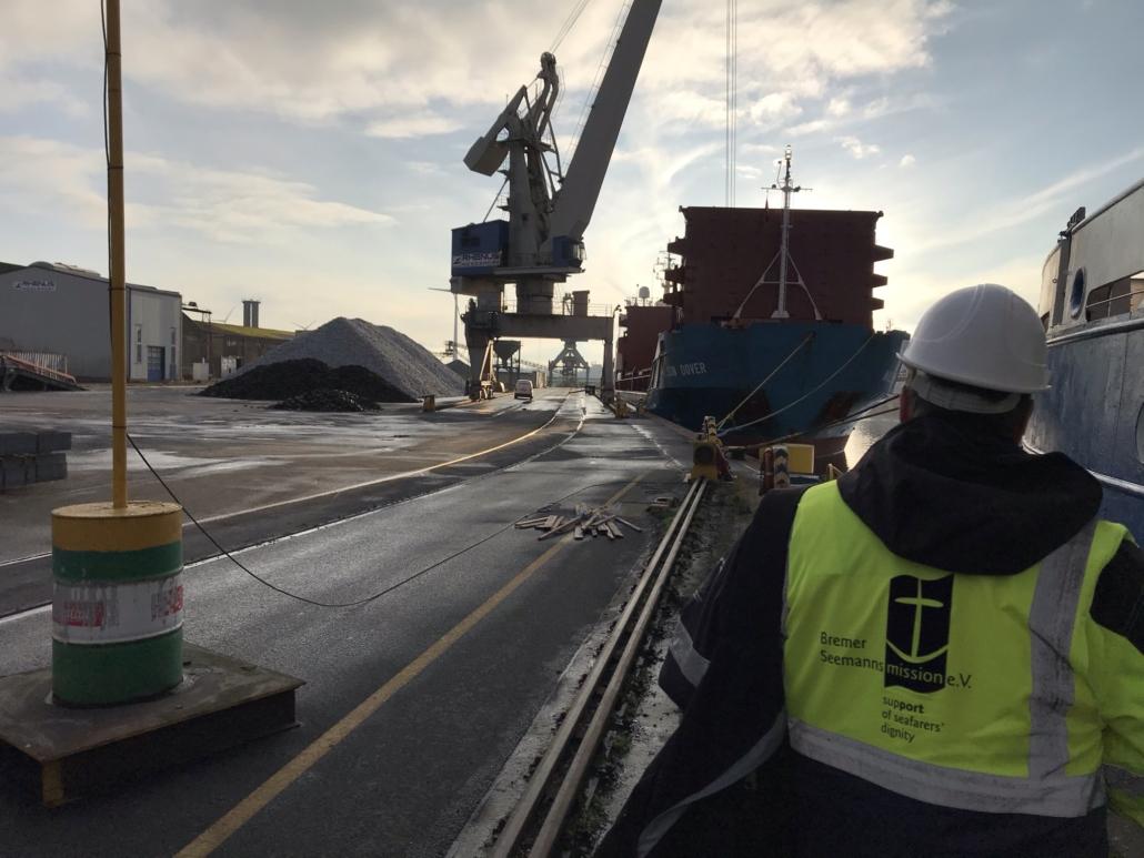 Seemannsmission Schifffahrt Hafen
