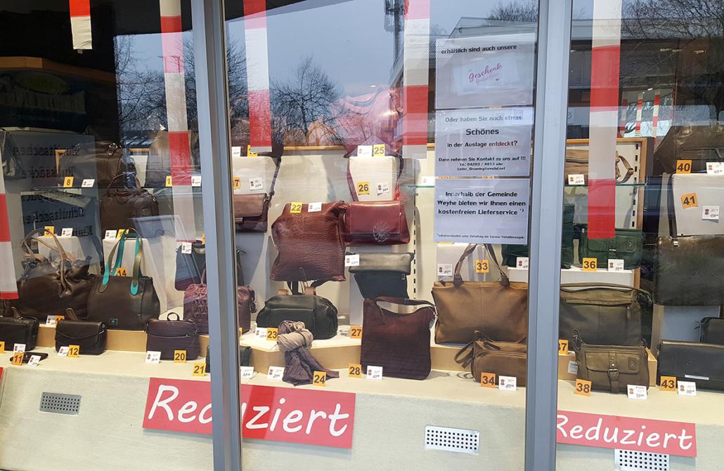 Onlineshopping Schaufenster-Shopping Digitalisierung Einzelhandel