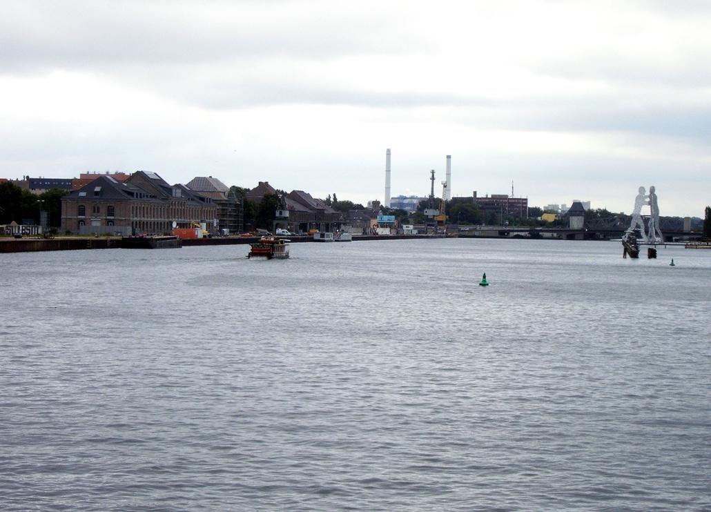 Der Berliner Osthafen