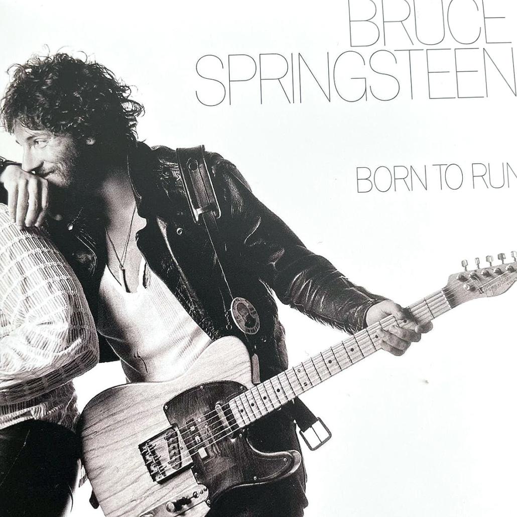 Das Bruce Springsteen-Album